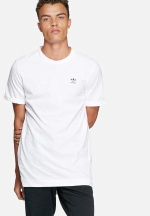 Adidas Originals Mod Tee T-Shirts White