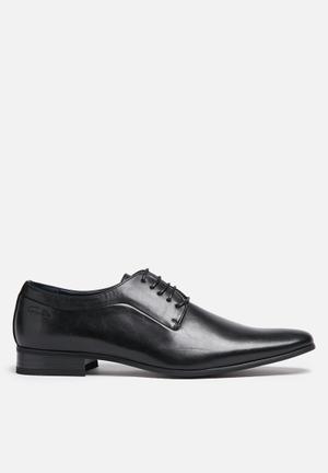 Gino Paoli Formal Lace Up  Black