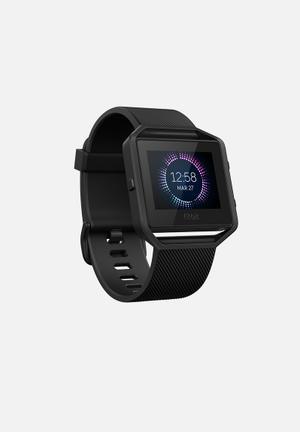 Fitbit Fitbit Blaze Fitness Trackers & Accessories Gunmetal