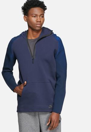 Nike Tech Fleece Hoodie Hoodies & Sweatshirts Navy
