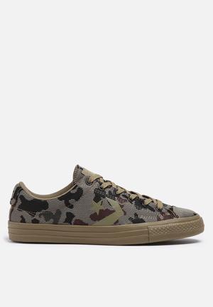 Converse Cons Star Player Sneakers Jute / Herbal / Black
