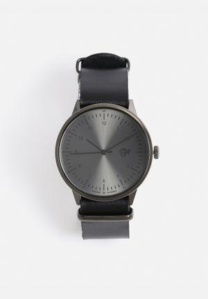 CHPO Harold Watches Black & Grey
