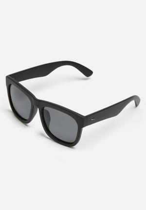 Lundun Liam Polarized Eyewear Black