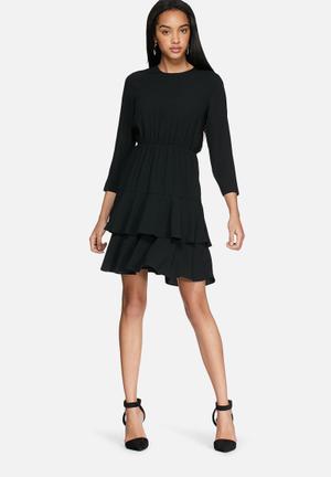 Selected Femme Ella Dress Formal Black