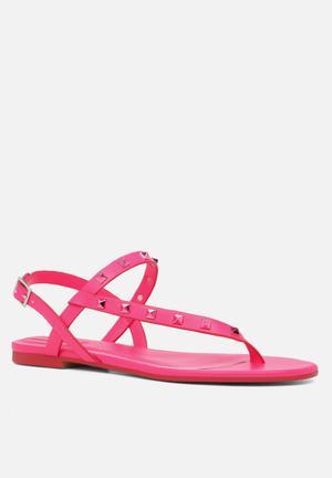 ALDO Yadoma Sandals & Flip Flops Pink