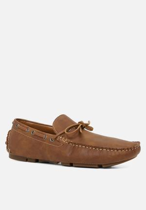 ALDO Betton Slip-ons And Loafers Tan