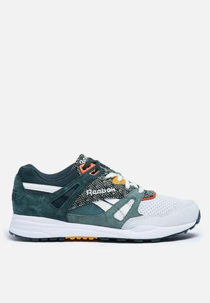Reebok Ventilator Sneakers Opal / Ash Green / Chalk / Orange