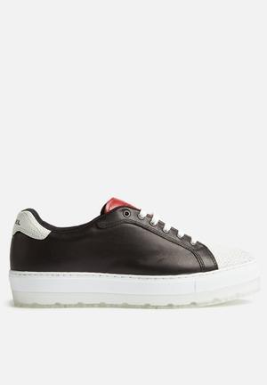 Diesel  S-Andyes Sneakers Black & White