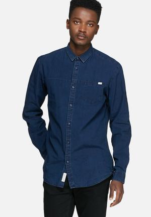 Jack & Jones Core Adam Shirt Blue