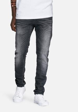 Jack & Jones Jeans Intelligence Glen Slim Denims Jeans Black