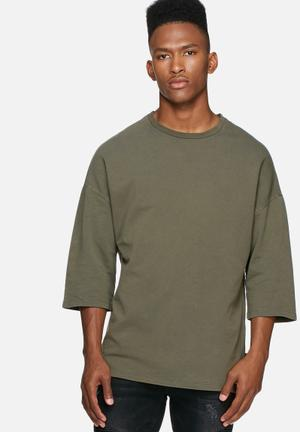Only & Sons Staz Sweat T-Shirts & Vests Green