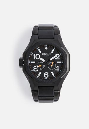Nixon Tangent Watches Black