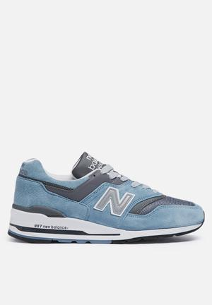 New Balance  M997CSP Sneakers Teal