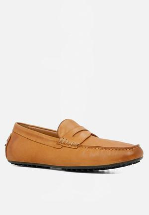 ALDO Osegod Slip-ons And Loafers Tan