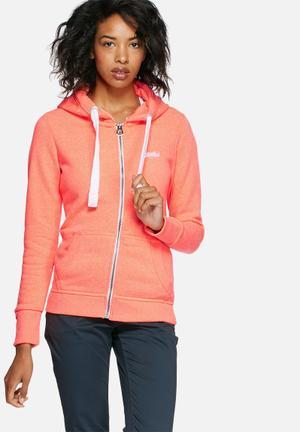 Superdry. Primary Zip Hoodie Hoodies & Jackets Orange