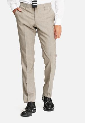Selected Homme Buffalo Trouser Pants Stone