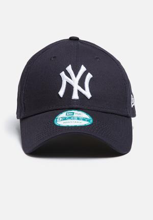 New Era 9Forty NY Yankees Headwear Navy