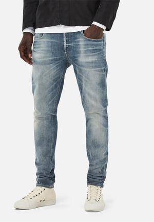 G-Star RAW 3301 Slim Jeans Blue