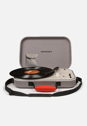 Crosley Messenger Portable Turntable Audio