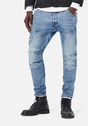 G-Star RAW 5620 3D Slim Jeans Medium Blue