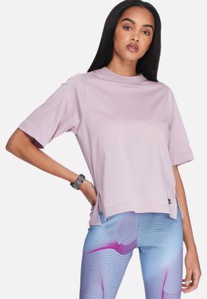 Nike Bonded Top T-Shirts Purple