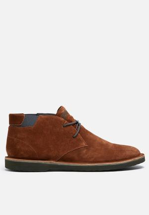 Camper Morrys Boots Brown