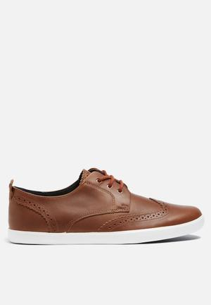 Camper Jim Formal Shoes Brown