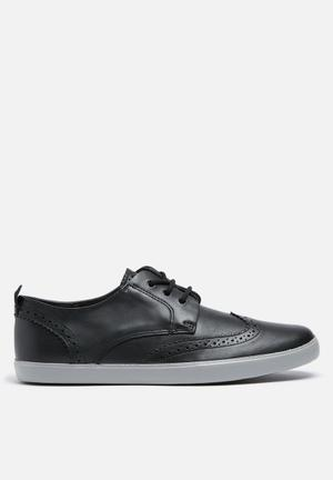 Camper Jim Formal Shoes Black