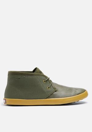 Camper Pelotas Sneakers Khaki