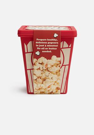Thumbs Up Microwave Popcorn Maker Kitchen Accessories Silicone