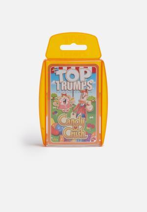 Top Trumps Top Trumps Candy Crush Soda Saga Games & Puzzles