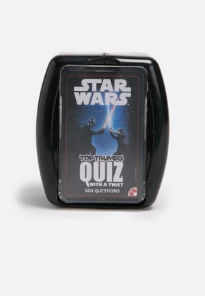 Top Trumps Top Trumps Quiz - Star Wars Games & Puzzles