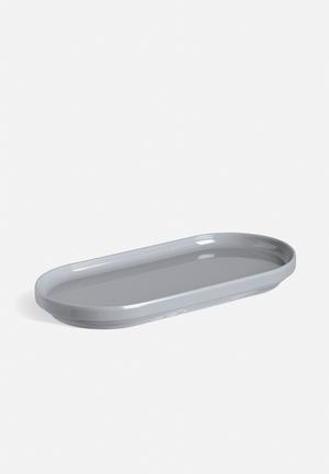 Umbra Step Amenity Tray Accessories Plastic, Melamine