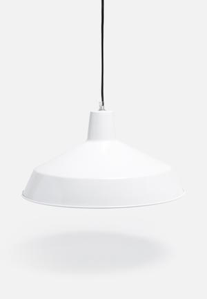 Sixth Floor Rio Pendant Lighting Powder Coated Material