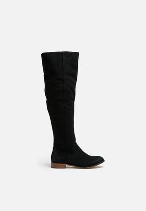 Therapy Walker Boots Black