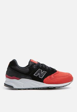 New Balance  ML999WXB Sneakers Red / Black / Anthracite