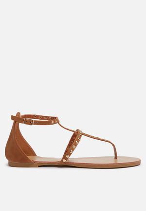 Billini Umi Sandals & Flip Flops Tan