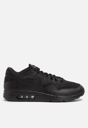 Nike Air Max 1 Ultra Flyknit Sneakers Black / Anthracite