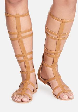 Billini Indiah Sandals & Flip Flops Tan
