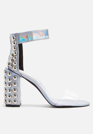 Jeffrey Campbell Chateau Heels Pearlescent
