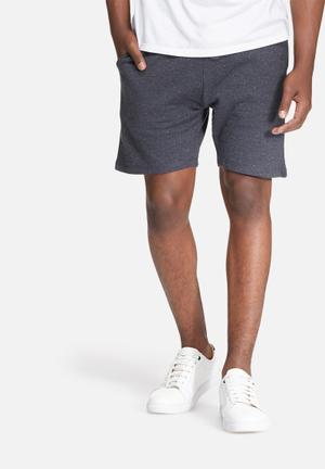 Only & Sons Peter Sweat Short Grey