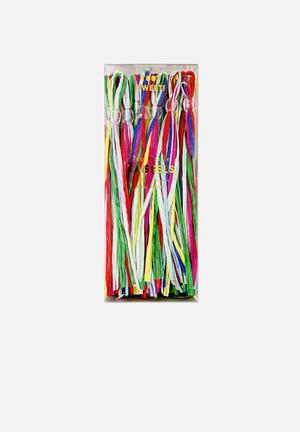 Meri Meri Multicolour Party Tassels Partyware Paper