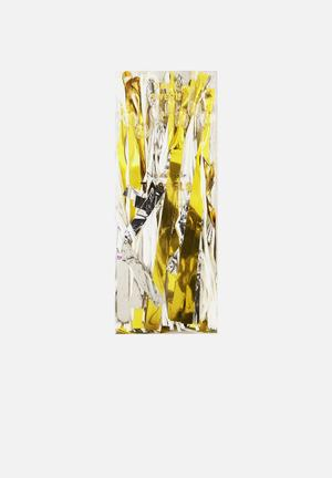 Meri Meri Gold & Silver Party Tassels Partyware Paper