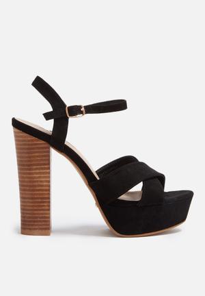 Billini Shanti Heels Black