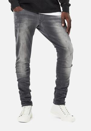 G-Star RAW Revend Super Slim Jeans Grey