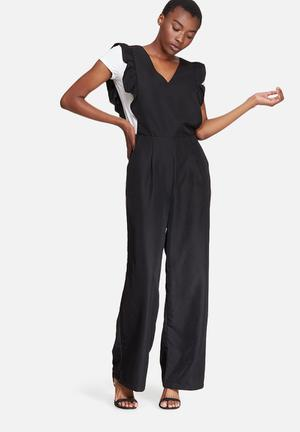 Vero Moda Heidi Jumpsuit Black