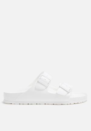 Birkenstock Men's Arizona Sandals & Flip Flops White
