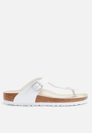 Birkenstock Gizeh Sandals & Flip Flops White