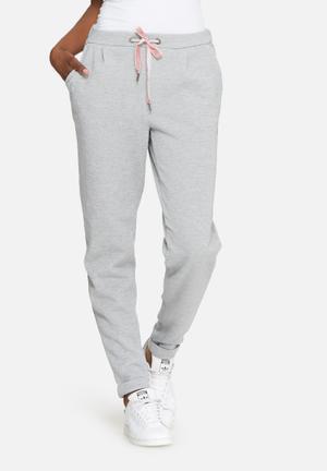 Vero Moda Harper Pants Trousers Grey