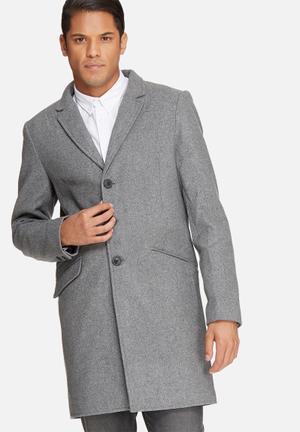 Julian trench coat